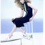 Lenny - Vogue - Agosto, 2013